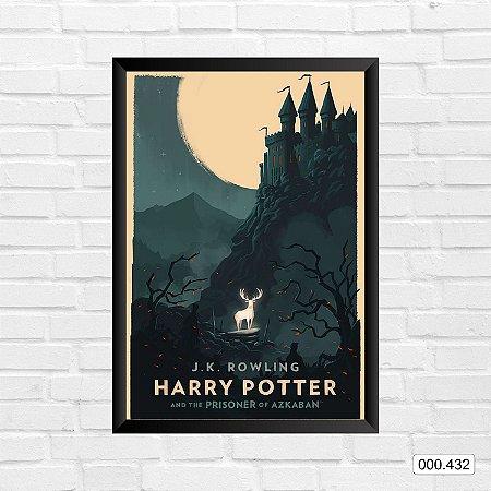 Quadro - Harry Potter e o Prisioneiro de Azkaban