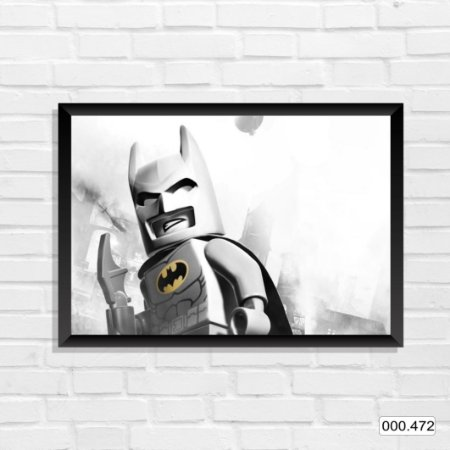 Quadro - Batman, Lego