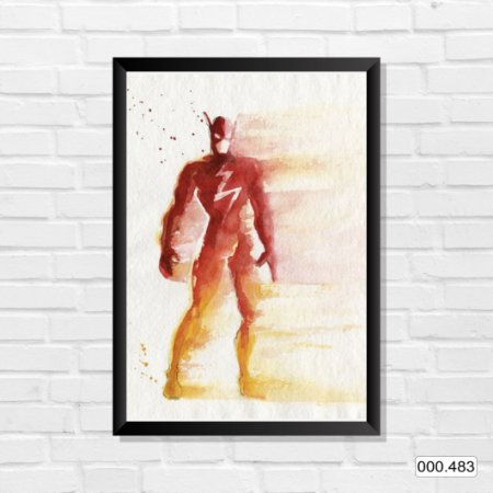 Quadro - Flash, Arte