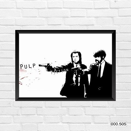 Quadro - Pulp Fliction