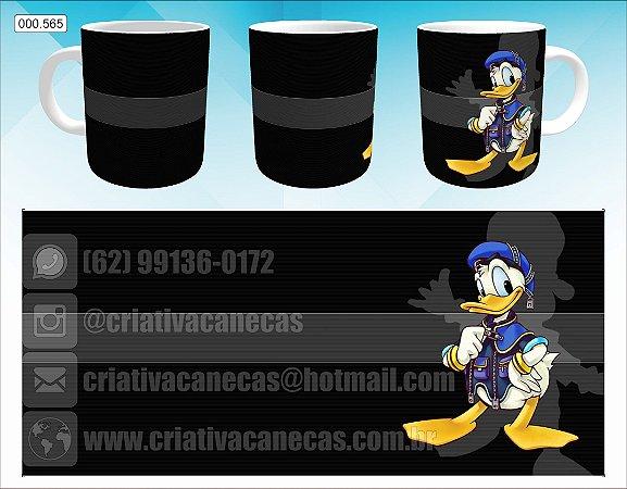 Caneca - Pato Donald