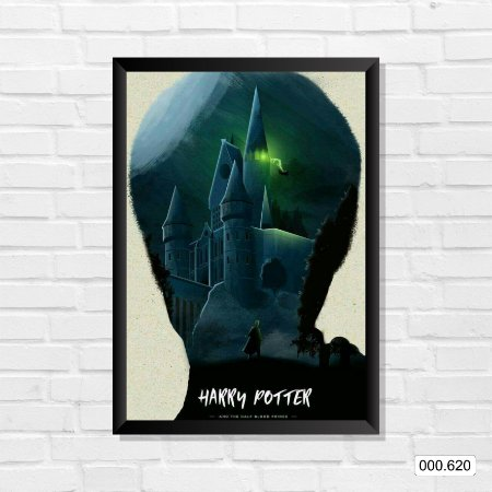 Quadro - Harry Potter - Filme 06