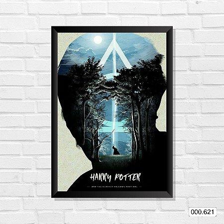 Quadro - Harry Potter - Filme 07a