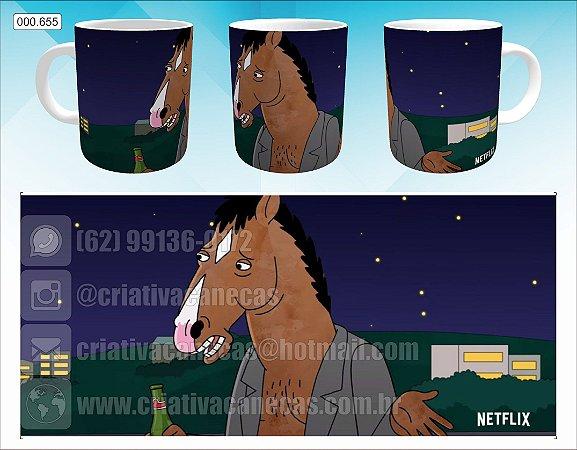 Caneca - Bojack Horseman, 5