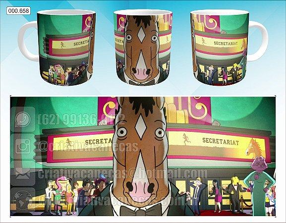 Caneca - Bojack Horseman, 8