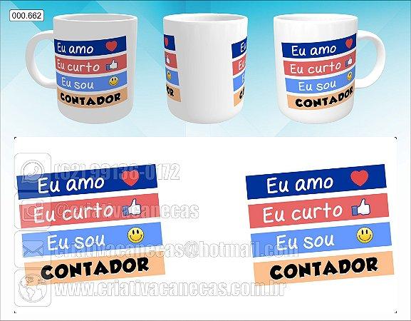 Caneca - Contador