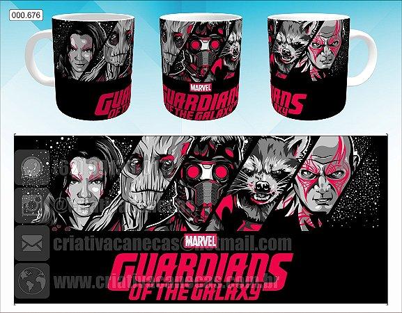 Caneca - Guardiões da Galáxia, Marvel
