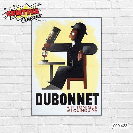 Placa decorativa - Doubonnet