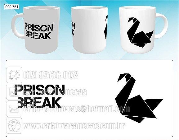 Caneca - Prison Break