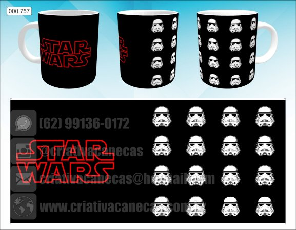 Caneca - Star Wars - Stormtrooper, 2