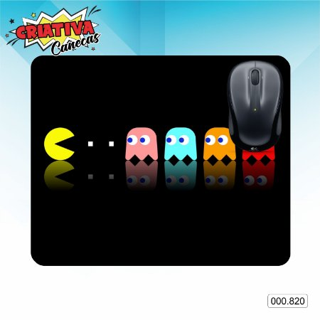 Mouse Pad - PacMan
