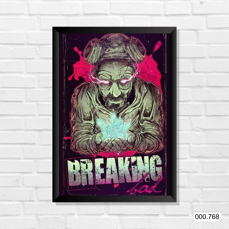 Quadro - Breaking Bad