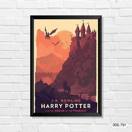 Quadro - Harry Potter e a Ordem da Fênix