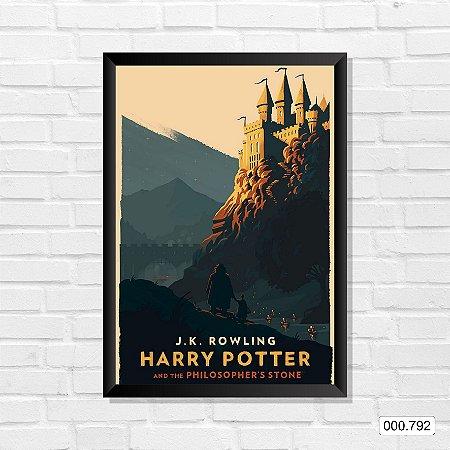 Quadro - Harry Potter e a Pedra Filosofal