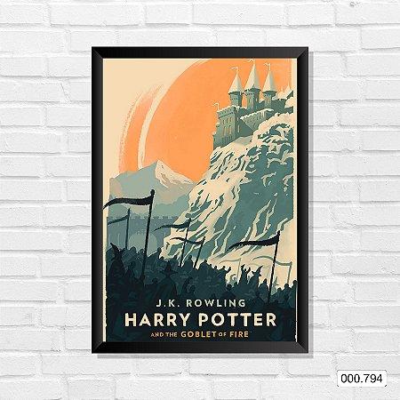 Quadro - Harry Potter e o Cálice de Fogo