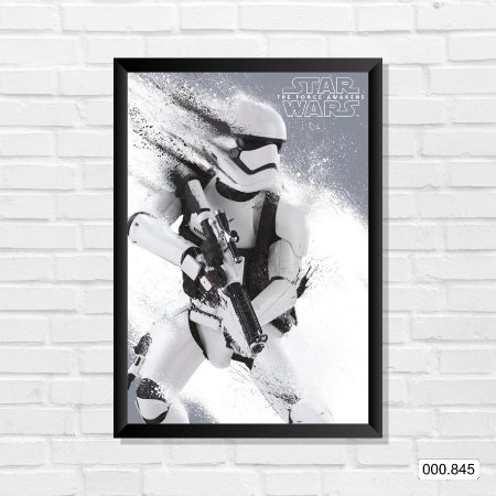 Quadro - Star Wars - The Force Awakens