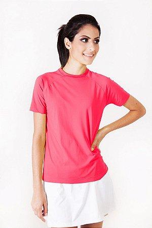 Camiseta Manga Curta Proteção UV - Basics Woman