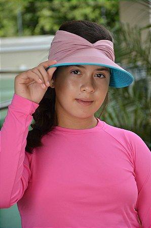 Viseira para Crianças com Proteção UV Dupla Face Antares