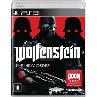 Wolfenstein The New Order - Ps3