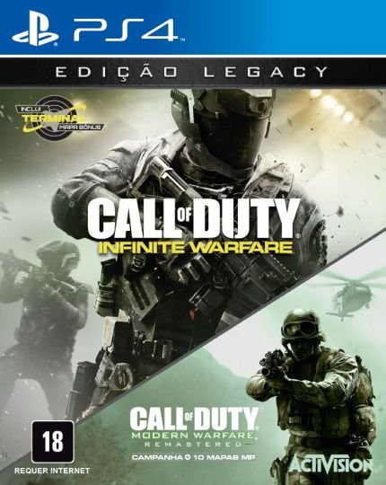 Call Of Duty - Infinite Warfare - Legacy Edition - Ps4
