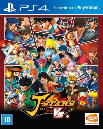 J-Star Victory Vs+ - PS4