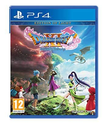 Dragon Quest XI: Echoes Of An Elusive Age - Ps4