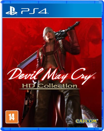 Devil May Cry - HD Collection - PS4