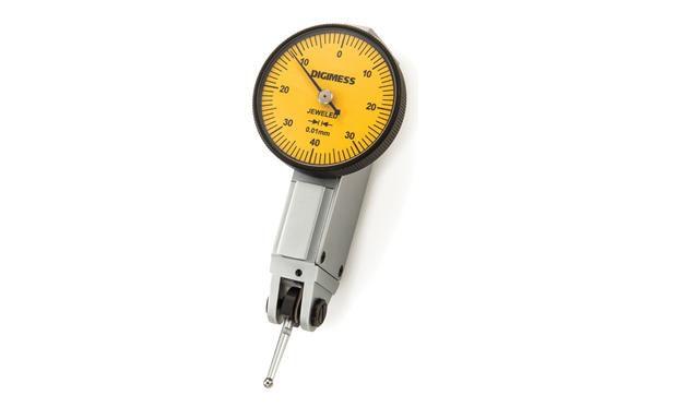 Relógio Apalpador Ponta Metal Duro 0,8mm 0,01 Digimess 121.342-NEW