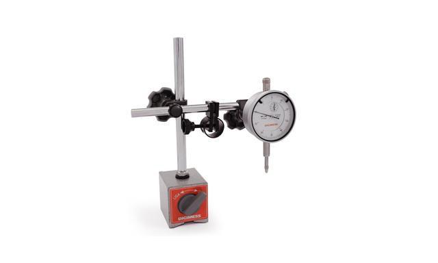 Suporte Magnético com Ajuste Fino (Caixa Papelão) Altura 230mm Digimess 270.240