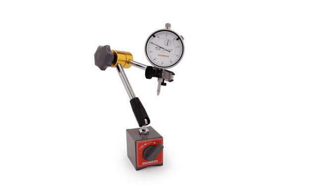 Suporte Magnético Articulado altura 400mm Digimess 270.240B