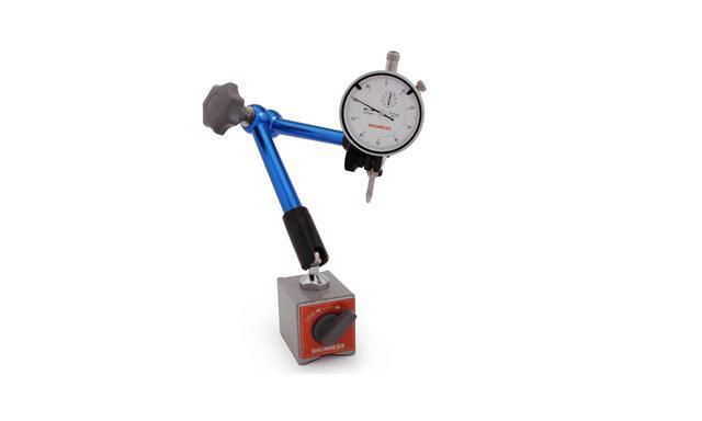 Suporte Magnético Articulado Hidráulico Altura 435mm Digimess 270.241