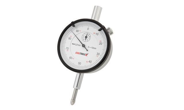 Relógio Comparador 10MM 0,01MM King Tools 506.700