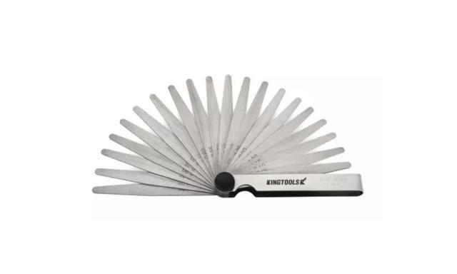 Calibradores de Folga C/20 laminas King Tools 600.011
