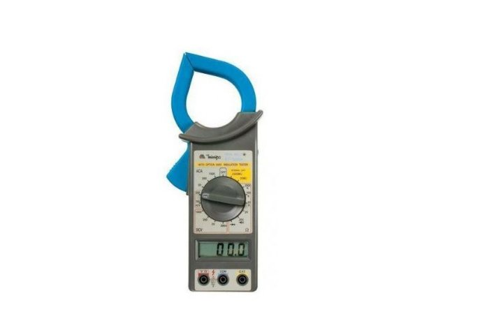 Alicate Amperímetro Minipa 1000A ET-3200A