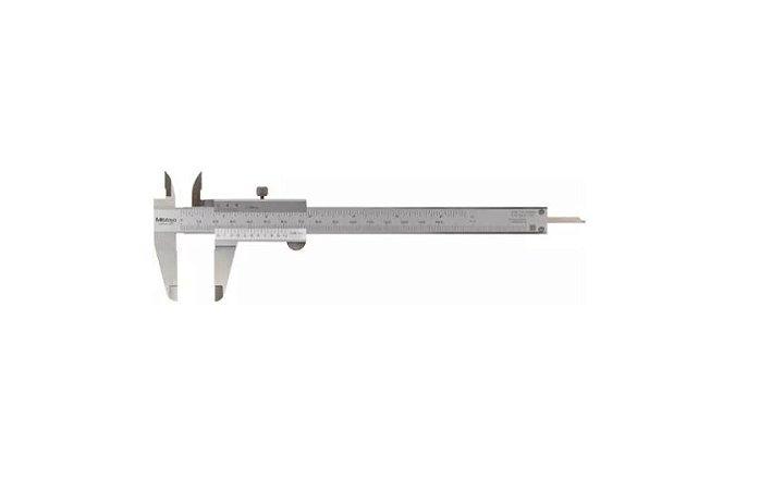 Paquímetro Analógico 150mm 0,05mm Mitutoyo 530-104BR