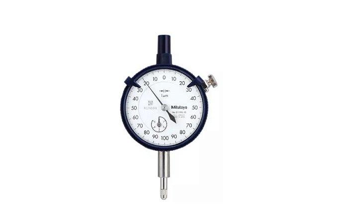 Relógio Comparador 0-5mm 0,001mm Mitutoyo 2119S-10