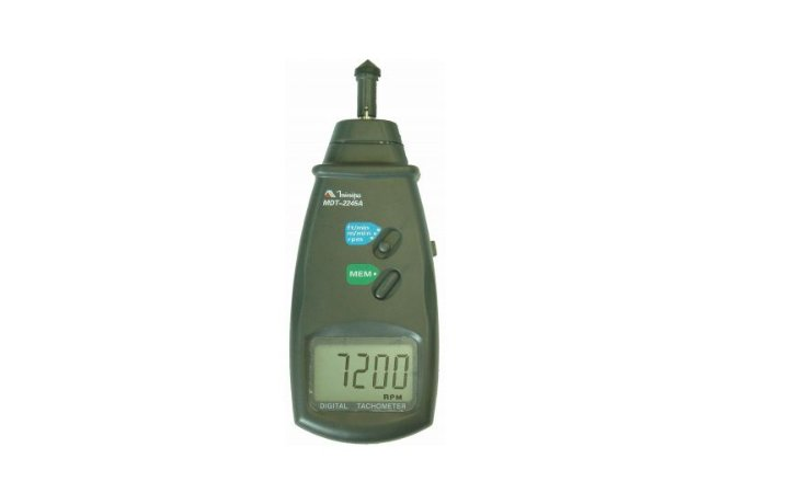 Tacômetro de Contato Digital Minipa MDT-2245B