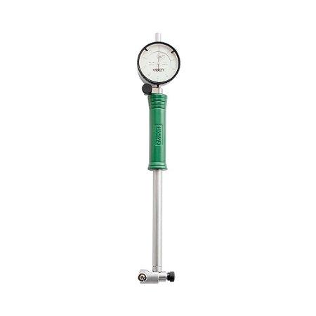 Comparador de Diâmetro Interno 50-160mm 0,01mm Insize 2322-160A