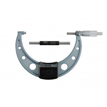 Micrômetro Externo 125-150mm 0,01mm Mitutoyo 103-142-10