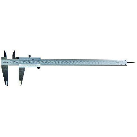 "Paquímetro Analógico 300mm/12"" 0,05mm Mitutoyo 530-119"