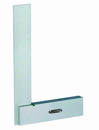 Esquadro para Mecanico com Base Din 875 Classe 2 500x300 Insize 4707-500
