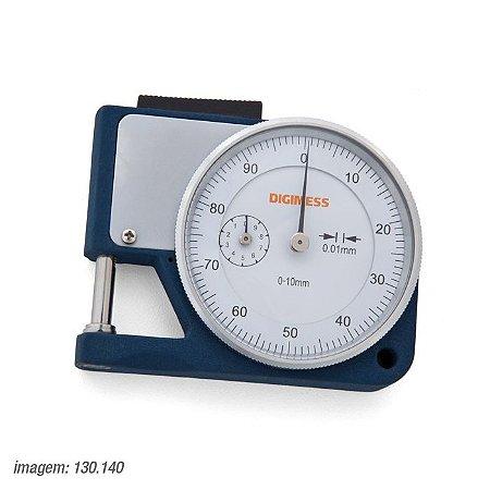 Medidor de Espessura de Bolso 0-10mm/0,01mm Digimess 130.140