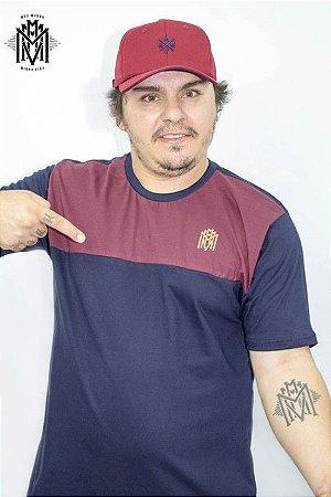 Camiseta Esbelto MMMV - Vinho