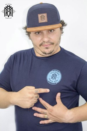 Camiseta Torresmo Team Azul