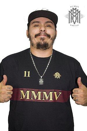 Camiseta MMMV Preta