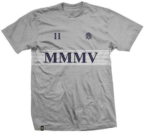 Camiseta MMMV Cinza