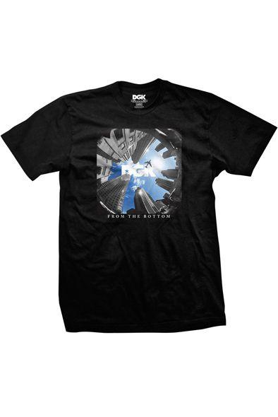 Camiseta DGK from The Bottom
