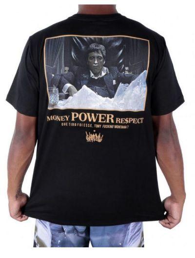 Camiseta Money Power Respect 2