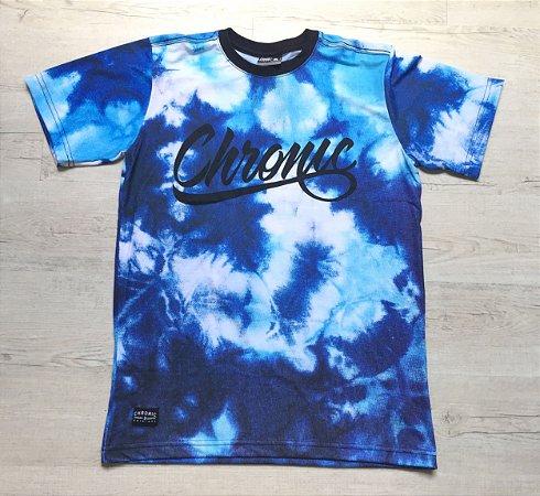 Camiseta Blue And White