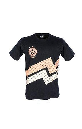 Camiseta Lion Linhas Inclinadas